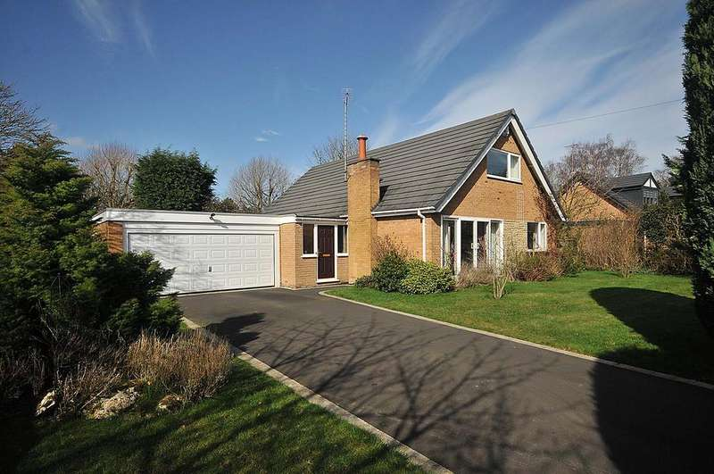 3 Bedrooms Detached Bungalow for sale in Davinia, Overhill Lane, WIlmslow
