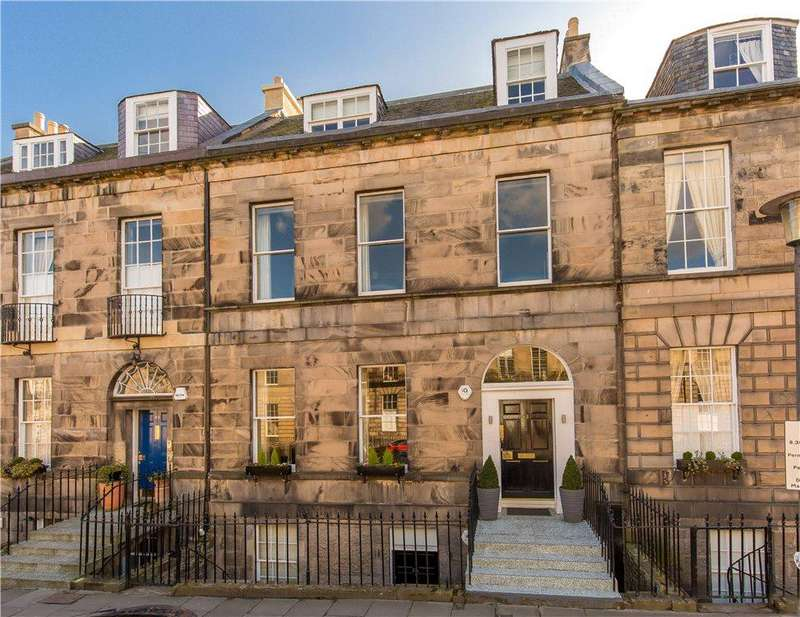 5 Bedrooms Terraced House for sale in Albany Street, New Town, Edinburgh, EH1