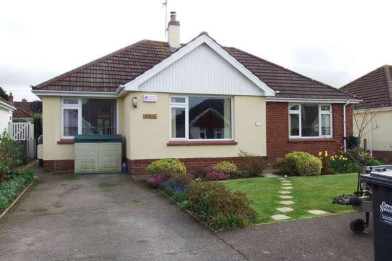 2 Bedrooms Detached Bungalow for sale in Fremington, Barnstaple