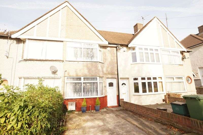2 Bedrooms Terraced House for sale in Palm Avenue, Sidcup