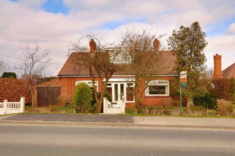 3 Bedrooms Detached Bungalow for sale in Lynton, Barrow-Upon-Humber