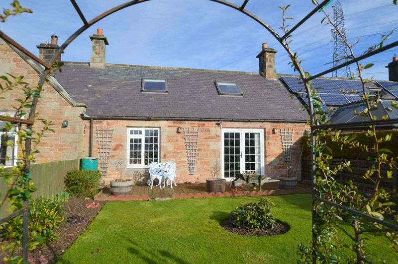 2 Bedrooms Property for sale in 5 Turvelaws Farm Cottages, Wooler
