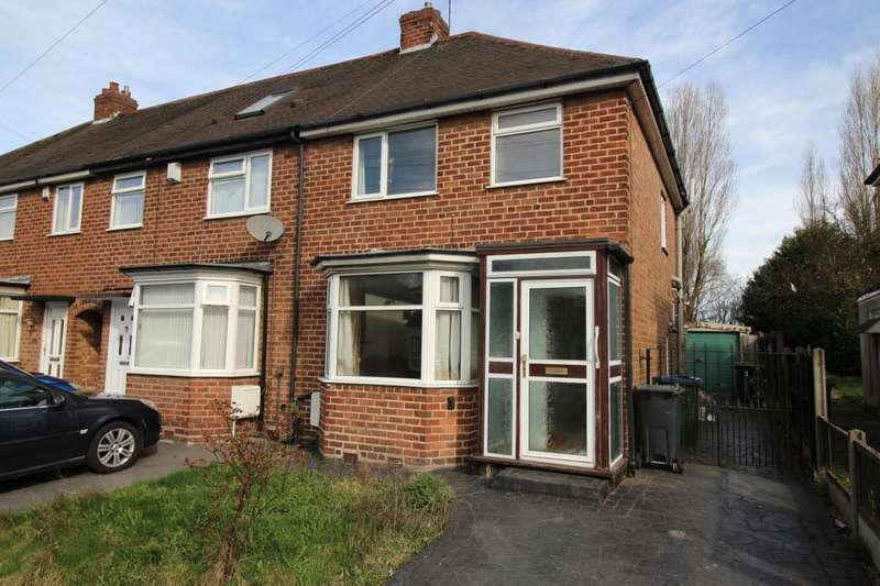 3 Bedrooms Semi Detached House for sale in Woodnorton Road, Rowley Regis, B65