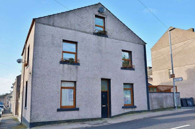 2 Bedrooms Terraced House for sale in Trumpet Road, Cleator