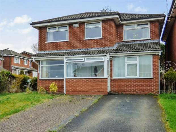 4 Bedrooms Detached House for sale in Statham Road, Prenton, Merseyside