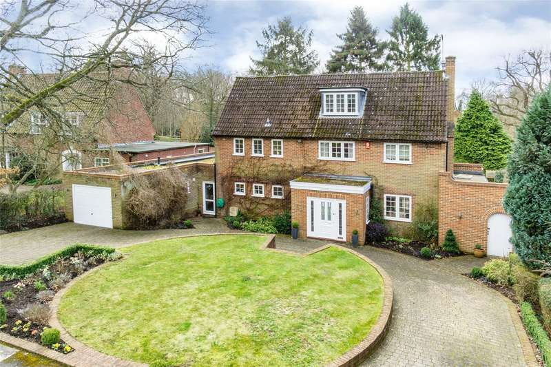 6 Bedrooms Detached House for sale in Sherrardspark Road, Welwyn Garden City, Hertfordshire
