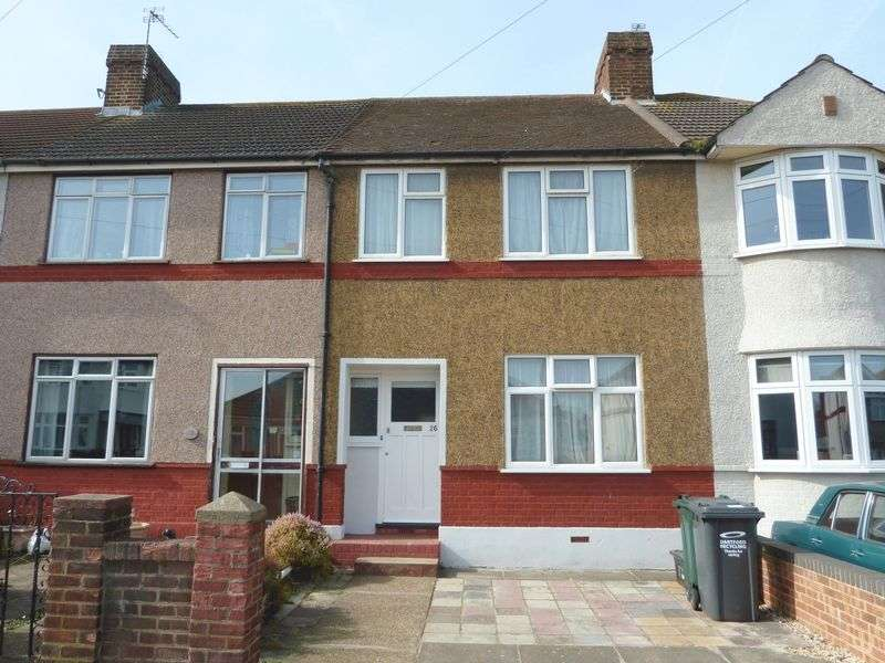 3 Bedrooms Terraced House for sale in Brent Close Dartford
