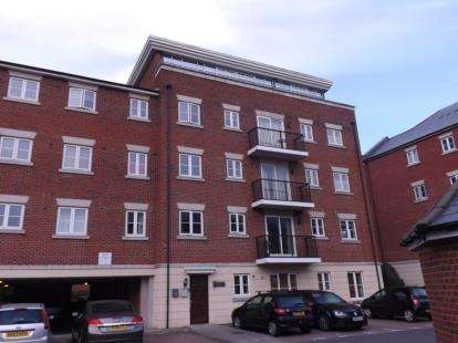 2 Bedrooms Flat for sale in Sovereign House, 41 Brookbank Close, Cheltenham, Gloucestershire