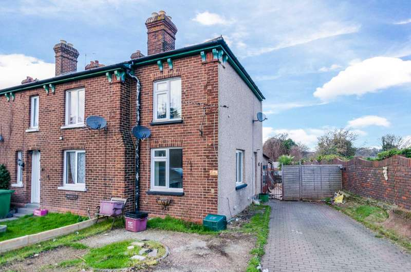 3 Bedrooms Semi Detached House for sale in Maidstone Road, Sidcup, DA14 5AP
