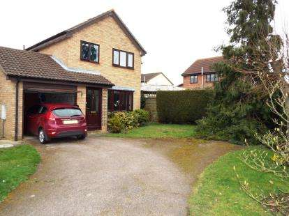 3 Bedrooms Detached House for sale in Great Cornard, Sudbury, Suffolk
