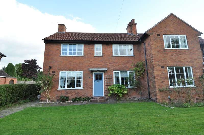 3 Bedrooms Semi Detached House for sale in Newent Road, Bournville Village Trust, Northfield
