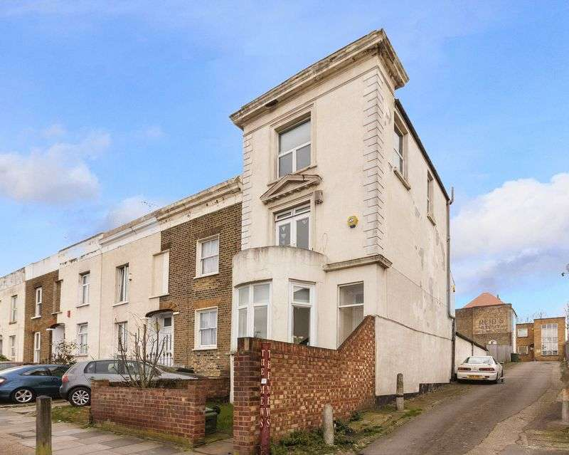 5 Bedrooms House for sale in Conduit Road, Woolwich