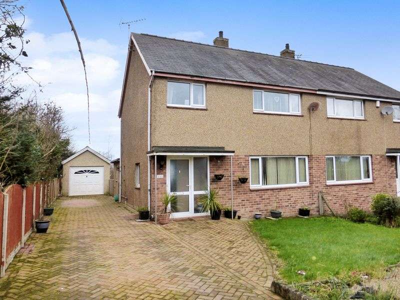 4 Bedrooms Semi Detached House for sale in Bangor