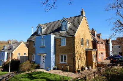 5 Bedrooms Detached House for sale in Loop Road, Mangotsfield, Bristol, South Gloucestershire