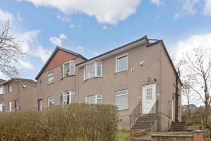 3 Bedrooms Flat for sale in Crofthill Road, Glasgow, Lanarkshire