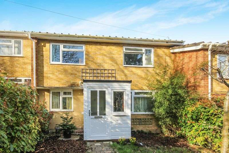 3 Bedrooms Terraced House for sale in GLYNDEBOURNE CLOSE, SALISBURY, SP2.