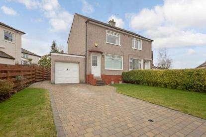 3 Bedrooms Semi Detached House for sale in Rowan Drive, Bearsden
