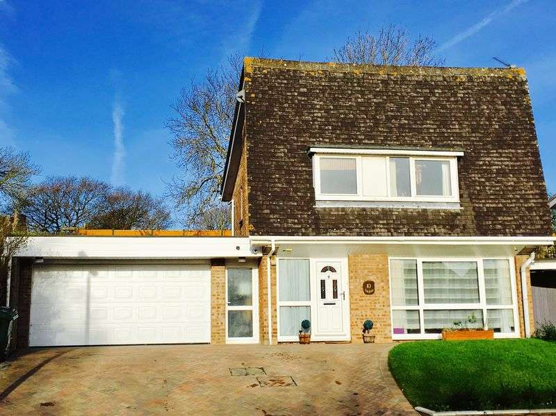 4 Bedrooms Detached House for sale in Oak Drive, Portishead