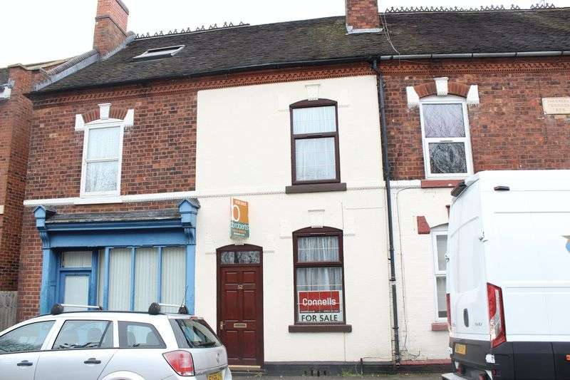 2 Bedrooms Terraced House for sale in Park Road, Walsall