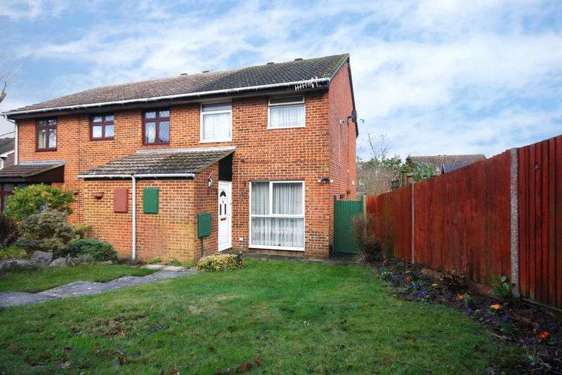 3 Bedrooms Semi Detached House for sale in Pound Hill, Crawley