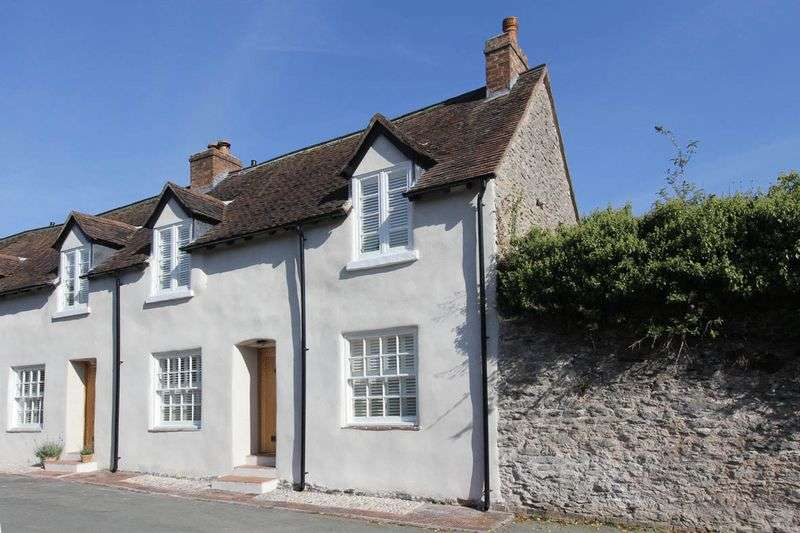 2 Bedrooms Cottage House for sale in King Street, Much Wenlock