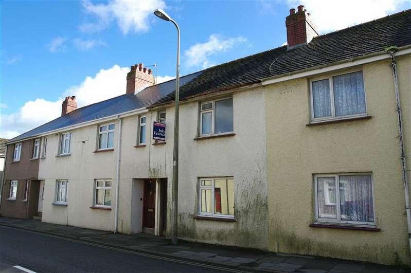 2 Bedrooms Property for sale in Portfield, Haverfordwest