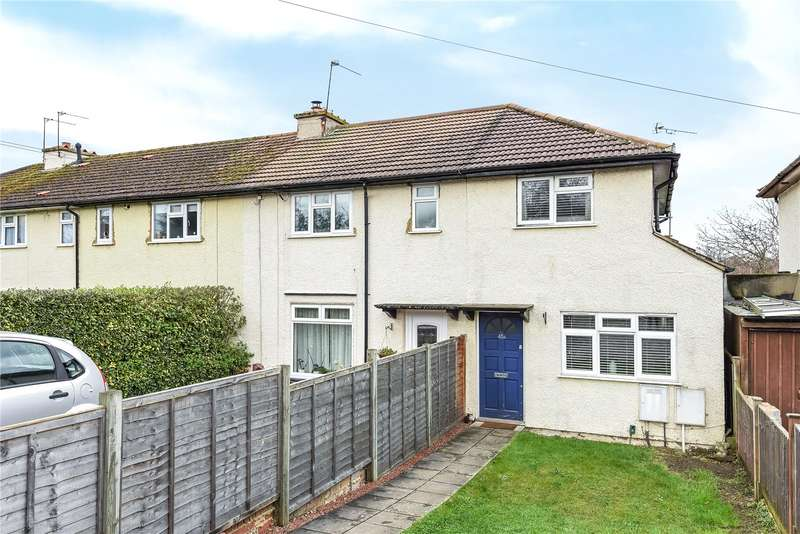 2 Bedrooms End Of Terrace House for sale in Hornhill Road, Maple Cross, Hertfordshire, WD3