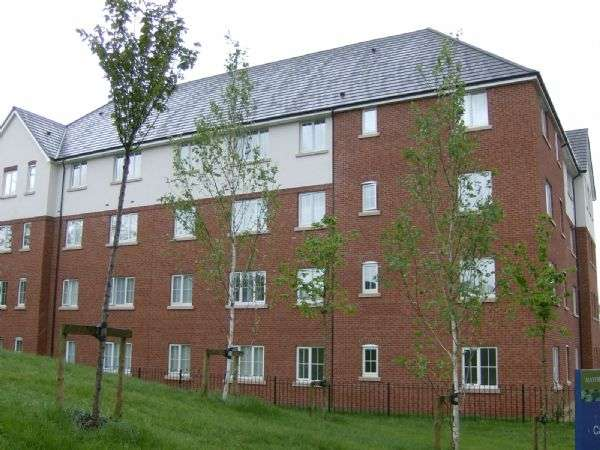 2 Bedrooms Flat for sale in Sydney Barnes Close, Rochdale