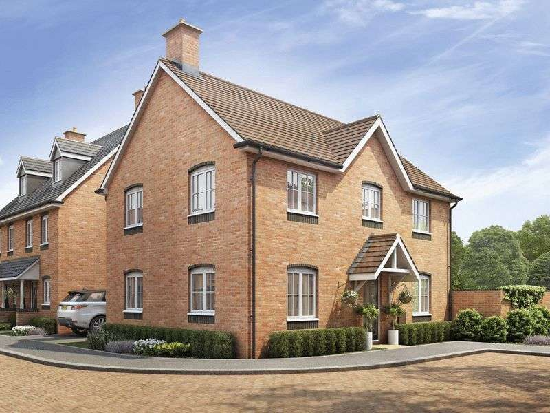 4 Bedrooms Detached House for sale in Coalport Road, Broseley, Shropshire.