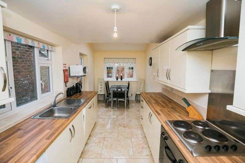 6 Bedrooms House for sale in Chestnut Grove, Liverpool, Merseyside, L15