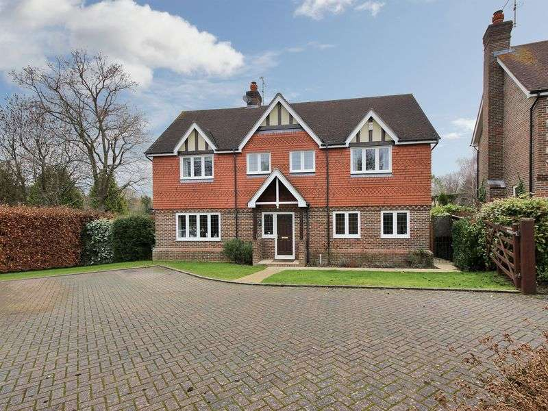 6 Bedrooms Detached House for sale in Hedgecourt Place, Felbridge, Surrey