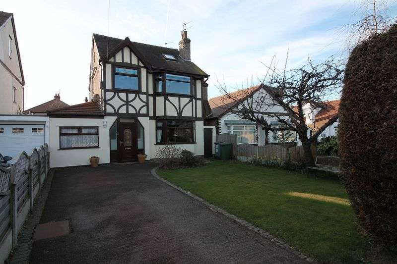 4 Bedrooms Detached House for sale in Wood Lane, Greasby