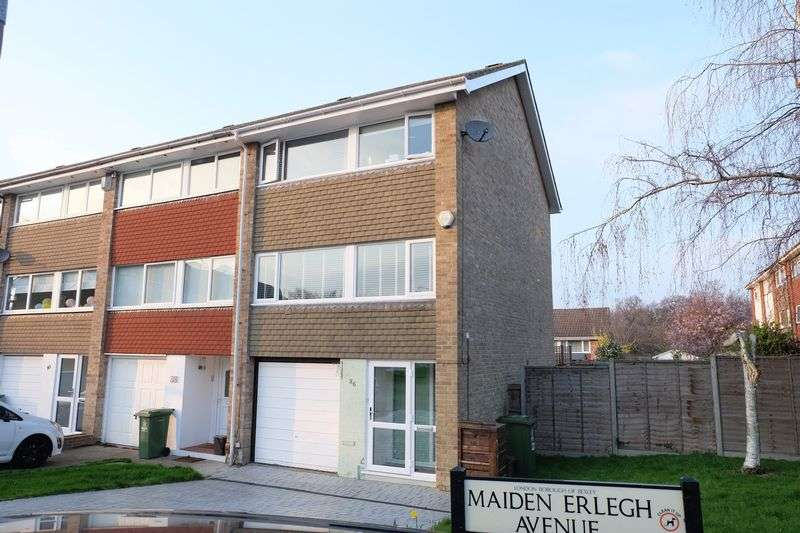 3 Bedrooms Terraced House for sale in Maiden Erlegh Avenue, Bexley