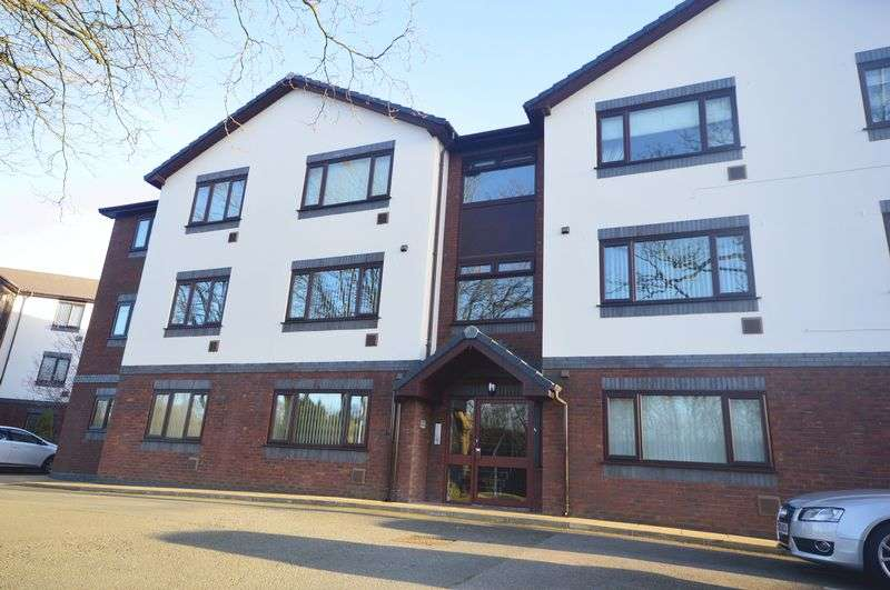 2 Bedrooms Flat for sale in Roby Road, Bowring Park
