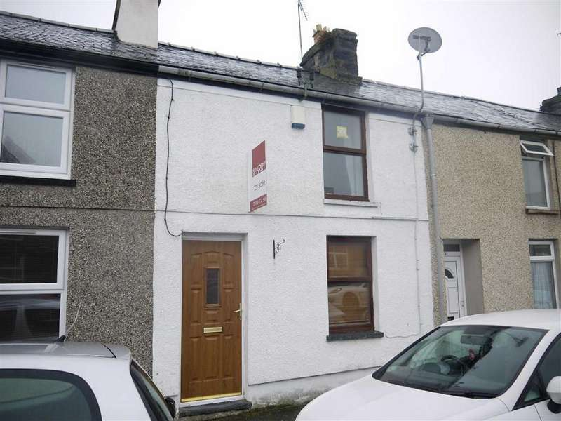 3 Bedrooms Terraced House for sale in Chapel Street, Porthmadog
