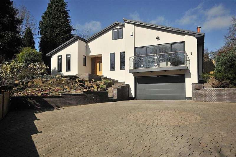 5 Bedrooms Detached House for sale in Chelford Road, Prestbury