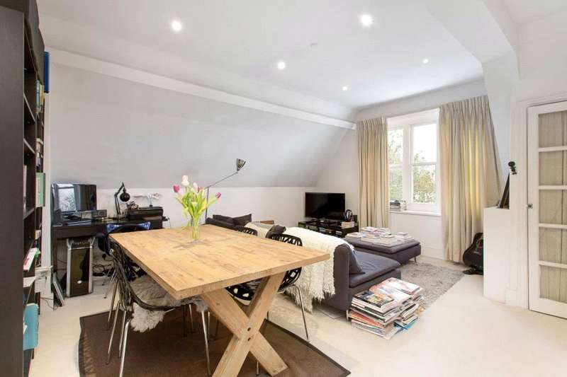 1 Bedroom Flat for sale in Netherhall Gardens, Hampstead, London, NW3