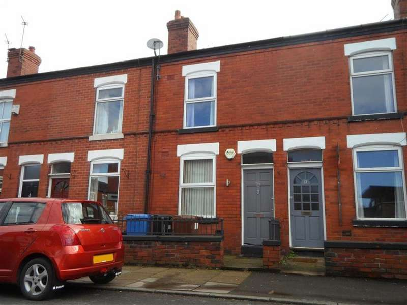 2 Bedrooms Terraced House for sale in Vienna Road, Edgeley