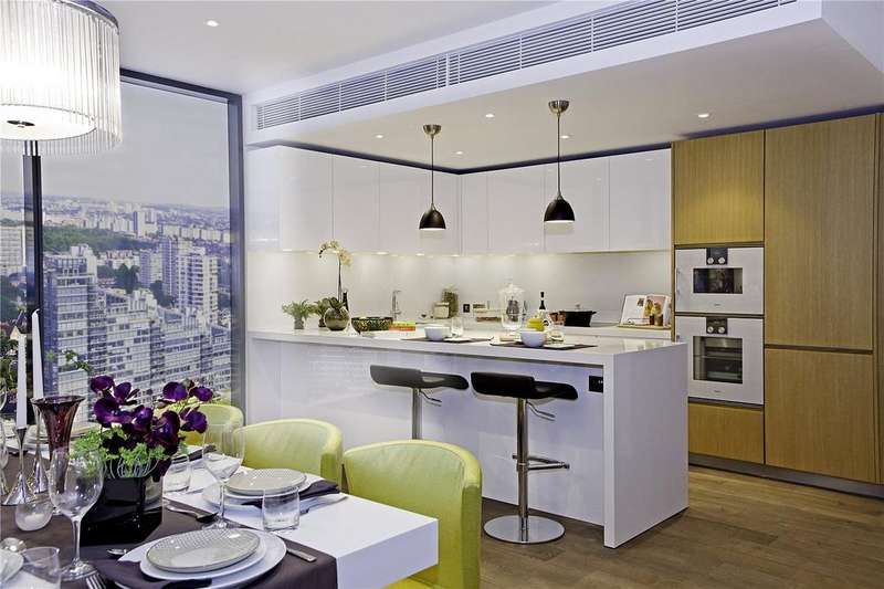 3 Bedrooms Unique Property for sale in Chelsea Waterfront, Lots Road, Chelsea, London, SW10
