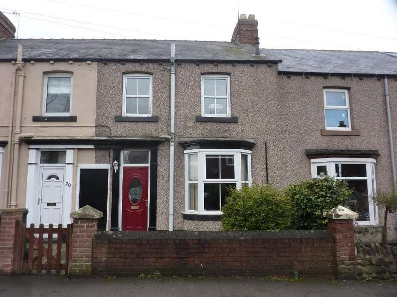 2 Bedrooms Terraced House for sale in Lascelles Lane, Northallerton