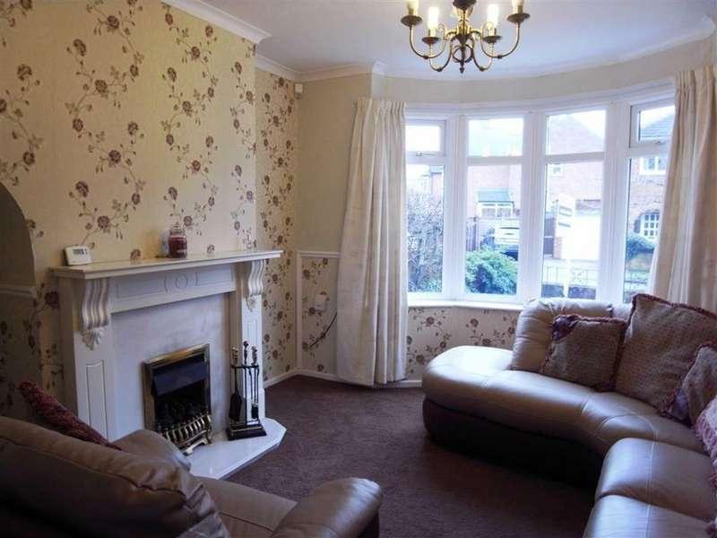 4 Bedrooms Semi Detached House for sale in Kensington Gardens, Darlington