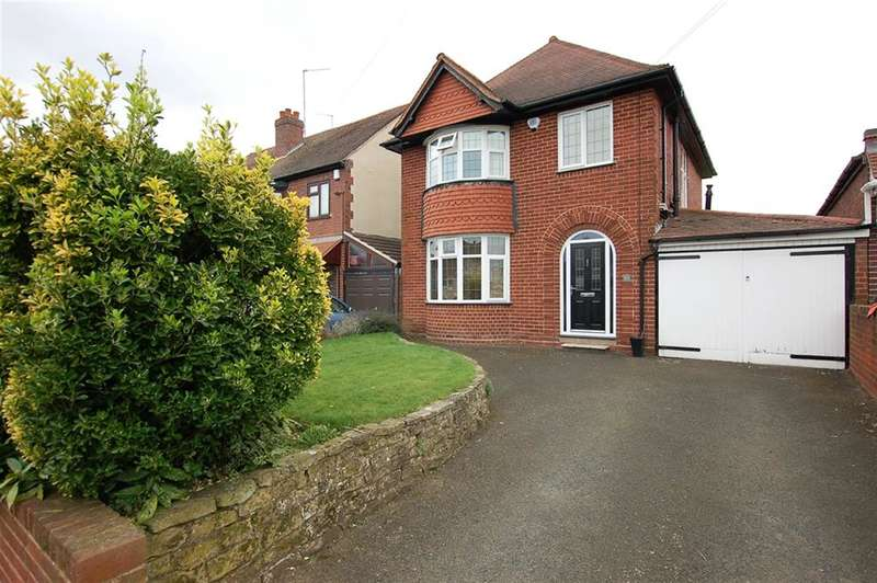 3 Bedrooms Detached House for sale in Barnett Lane, Wordsley, DY8 5PS