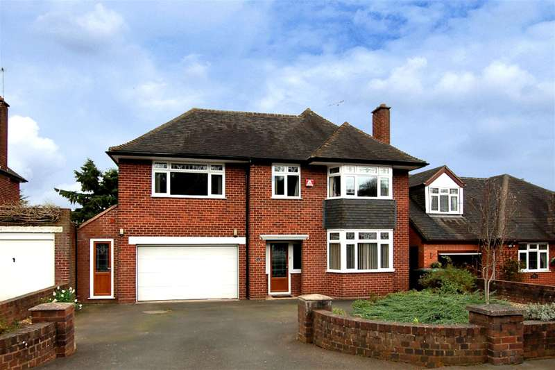 5 Bedrooms Detached House for sale in Hyperion Road, Stourton, DY7 6SB