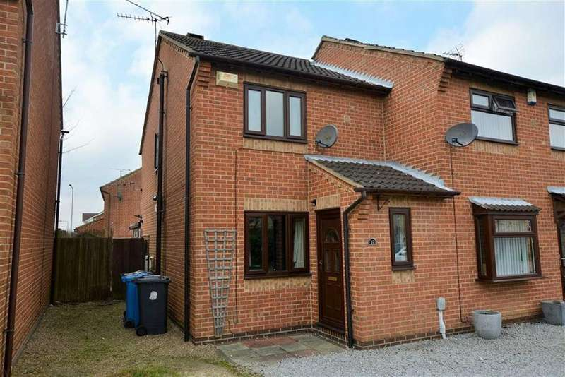 2 Bedrooms Semi Detached House for sale in Langley Park, Kingswood, Hull, HU7