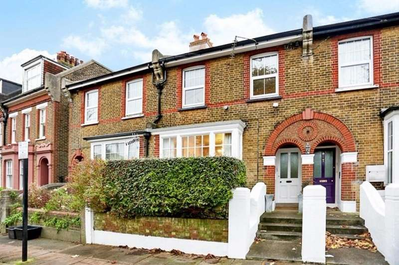 1 Bedroom Flat for sale in Inwood Crescent Brighton East Sussex BN1
