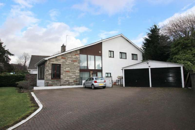 5 Bedrooms Detached House for sale in 70 Duntocher Road, Clydebank, G81 3LP