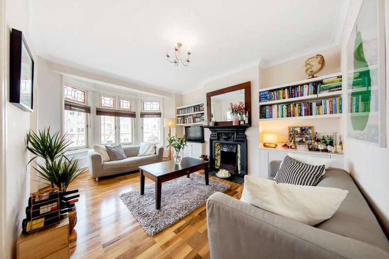 2 Bedrooms Flat for sale in Salford Road, SW2