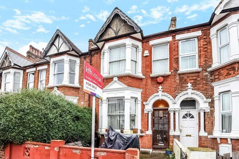 4 Bedrooms Terraced House for sale in Laleham Road, Catford, SE6