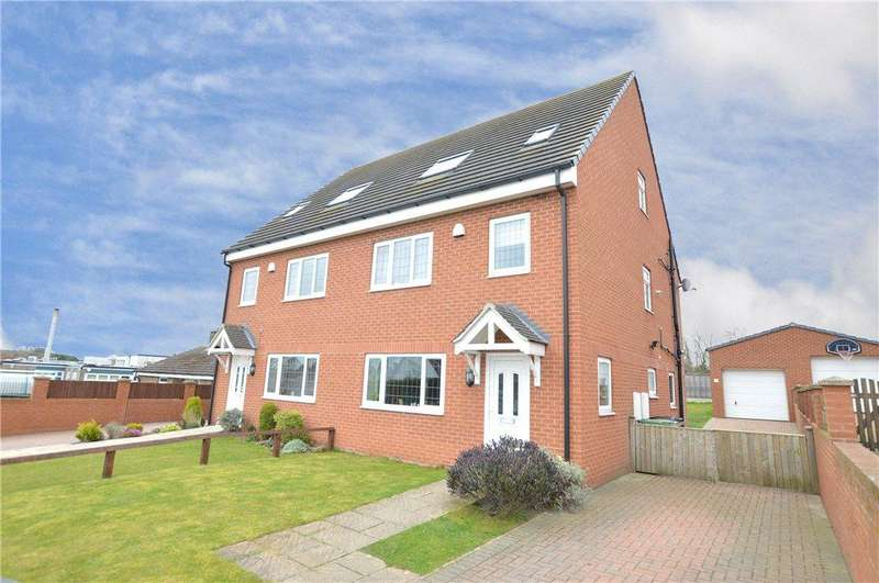 4 Bedrooms Detached House for sale in Severn Drive, Garforth, Leeds