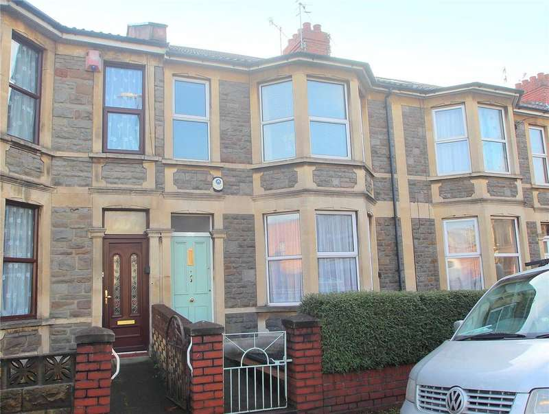 3 Bedrooms Terraced House for sale in Coronation Road, Southville, BRISTOL, BS3